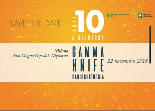 GAMMA KNIFE - RADIOCHIRURGIA