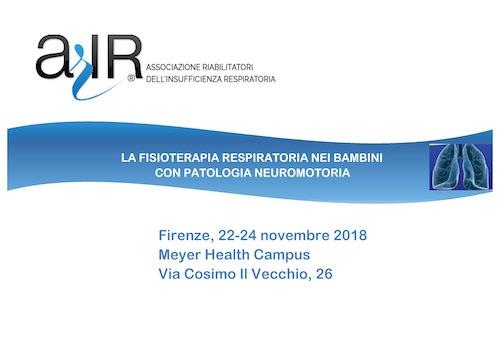 LA FISIOTERAPIA RESPIRATORIA NEI BAMBINI CON PATOLOGIA NEUROMOTORIA
