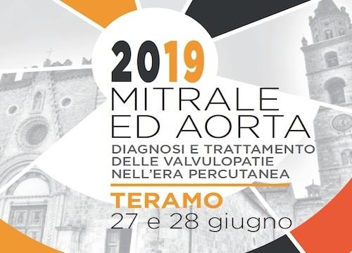 MITRALE ED AORTA - DIAGNOSI E TRATTAMENTO DELLE VALVULOPATIE NELL'ERA PERCUTANEA