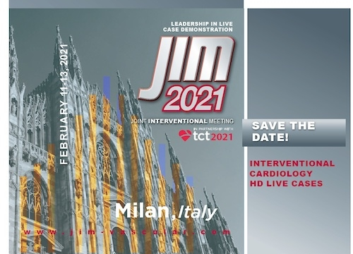 JIM 2021 - Joint Interventional Meeting