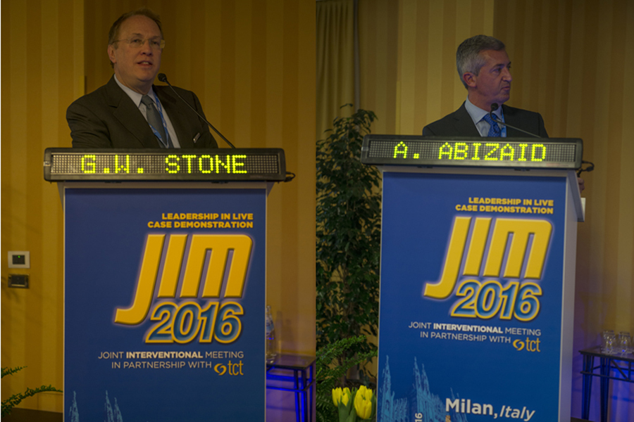 JIM, JOINT INTERVENTIONAL MEETING - 16